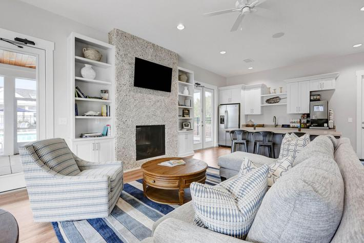 Gracious living at The Townhomes at Beau Rivage in Wilmington, NC.
