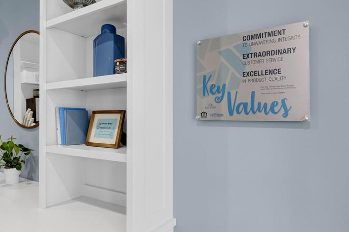 Key values at The Townhomes at Beau Rivage in Wilmington, NC.
