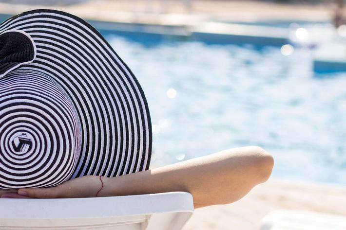 Relax in the sun at The Townhomes at Beau Rivage in Wilmington, North Carolina.
