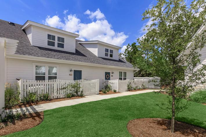 Your new home at The Townhomes at Beau Rivage in Wilmington, North Carolina.