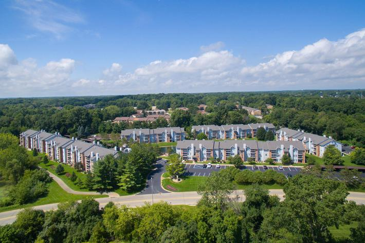 Landings at the Preserve Battle Creek MI - Aerial Exterior 1.jpg