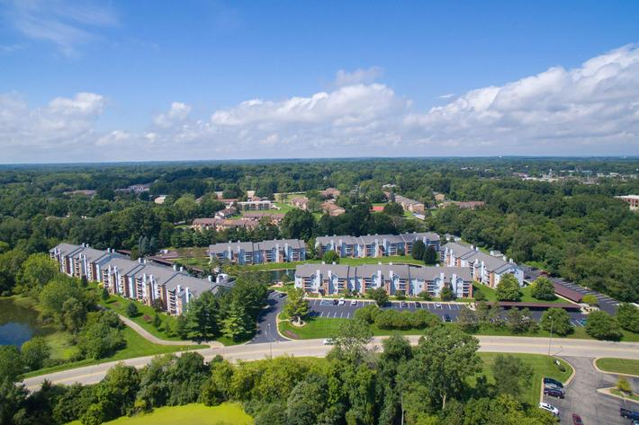 Landings at the Preserve Battle Creek MI - Aerial Exterior 2.jpg