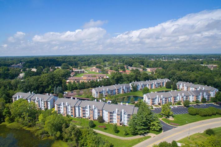 Landings at the Preserve Battle Creek MI - Aerial Exterior 3.jpg
