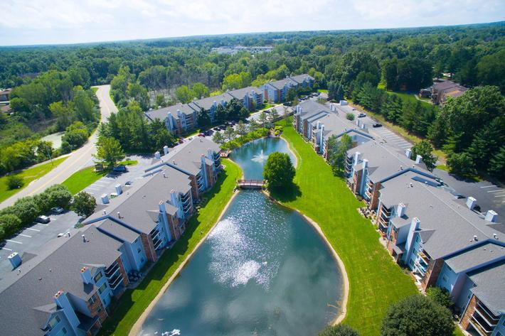 Landings at the Preserve Battle Creek MI - Aerial Exterior 5.jpg