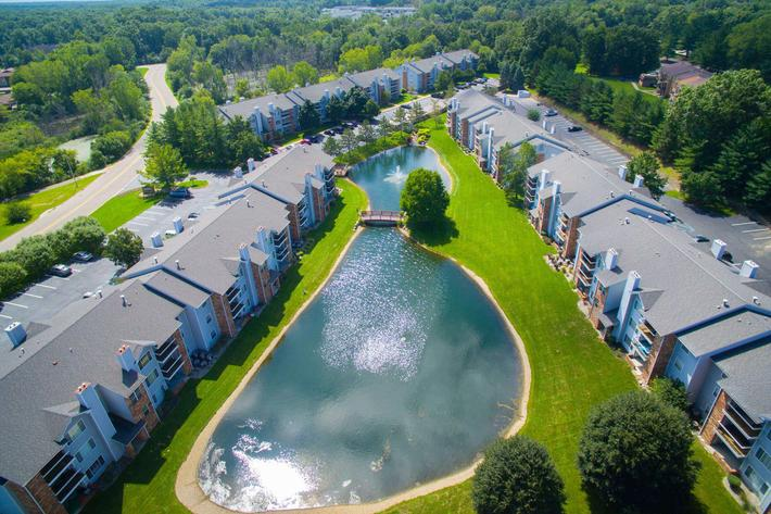Landings at the Preserve Battle Creek MI - Aerial Exterior 6.jpg