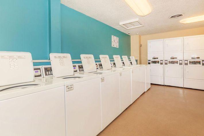 Laundry Facility at Sunrise Apartments