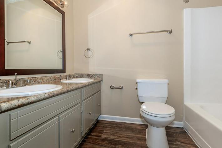 Serenity upgrade bathroom