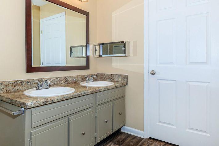 Summit Upgrade Bathroom at Sunrise Apartments