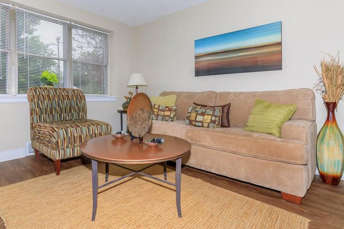 Two bedroom apartment at Trilogy Apartments