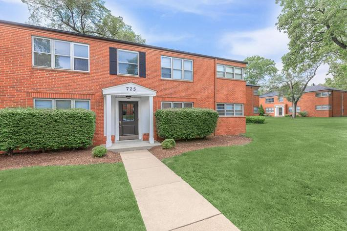 Apartments for rent in St. Louis Missouri