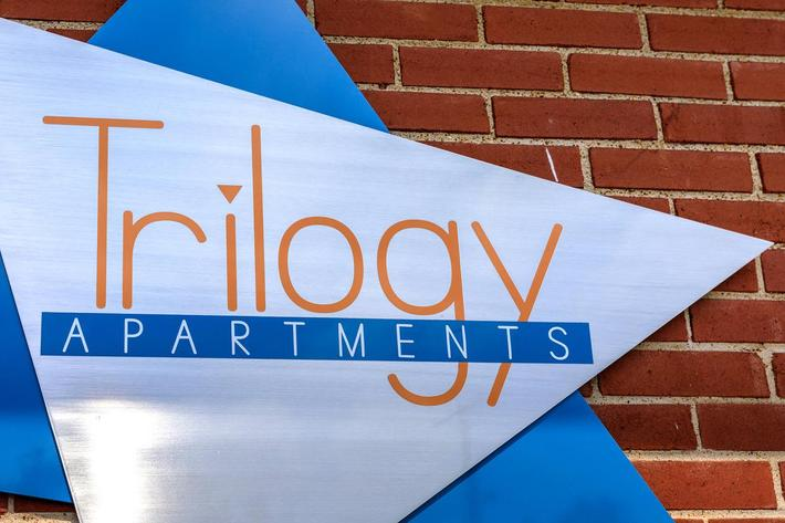 Your new home awaits at Trilogy Aparments