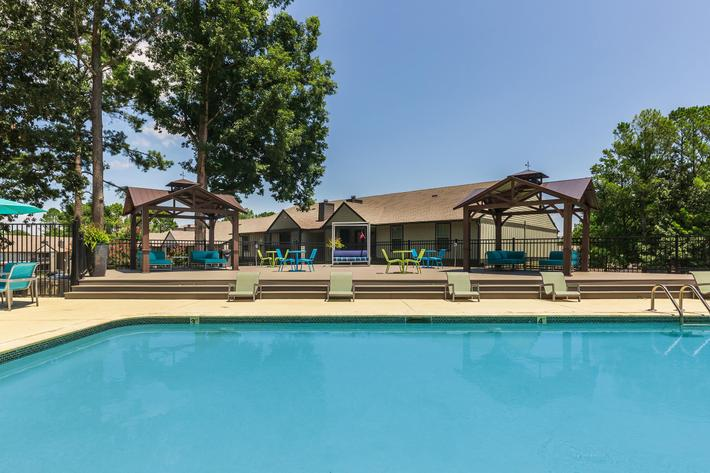 Great Place to Meet Family and Have Fun Madison Landing at Research Park Apartments in Madison, AL