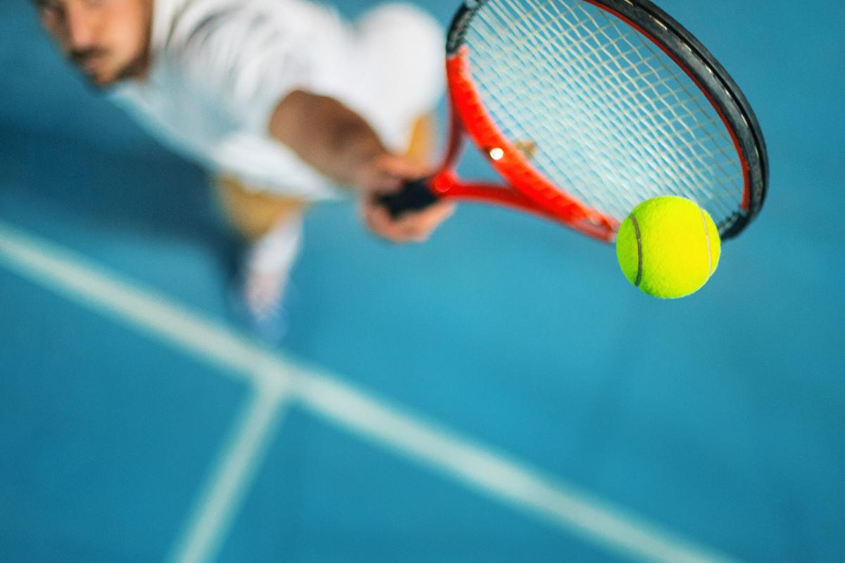 WIN ON AND OFF  THE TENNIS COURTS IN MADISON, ALABAMA