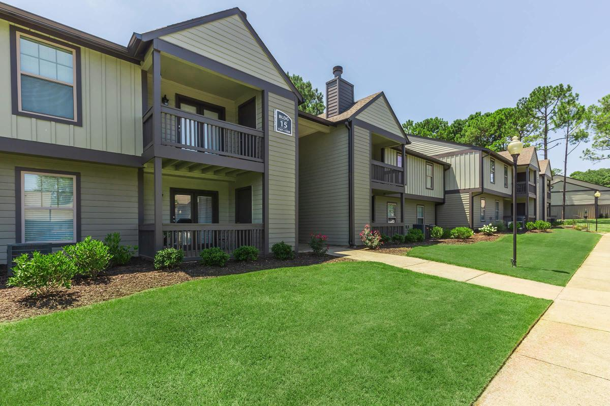Take a Stroll Here at Madison Landing at Research Park Apartments in Madison, AL