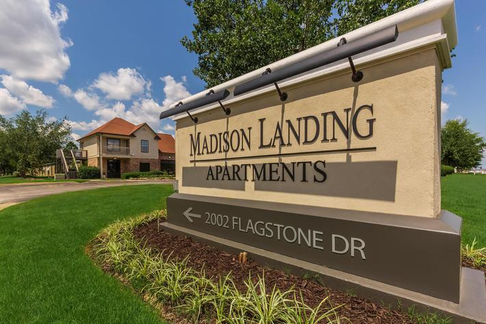 Welcome Home to Madison Landing at Research Park Apartments in Madison, AL