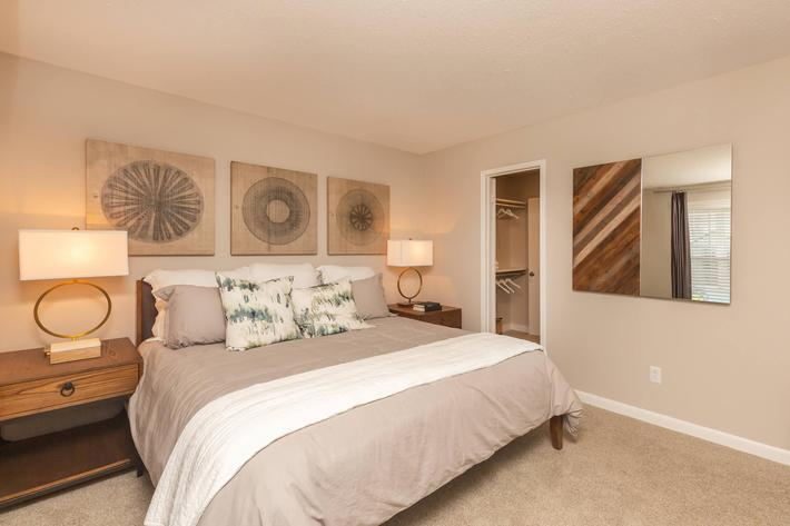 Ample Storage in Ansley A at Madison Landing at Research Park Apartments in Madison, Alabama