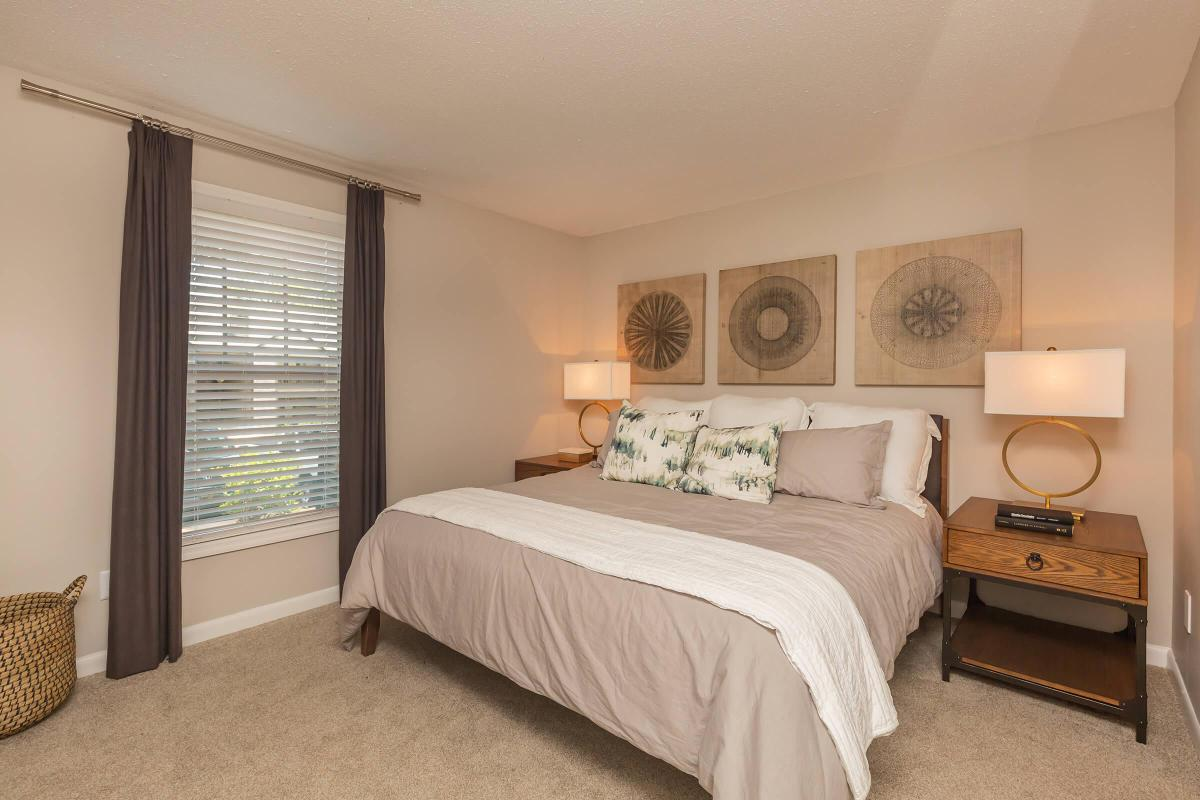 Plush Carpeting in Ansley A at Madison Landing at Research Park Apartments in Madison, Alabama