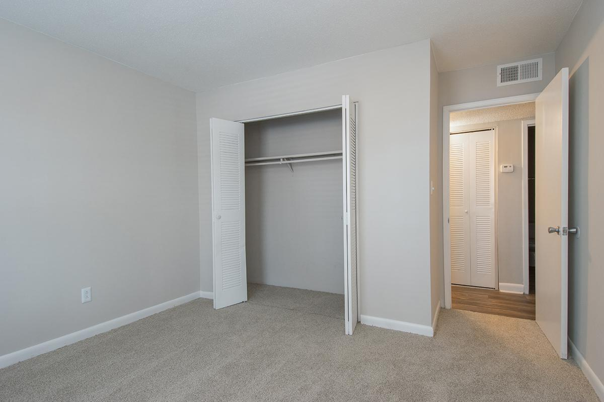 Ample Closet Space at Madison Landing at Research Park Apartments in Madison, AL