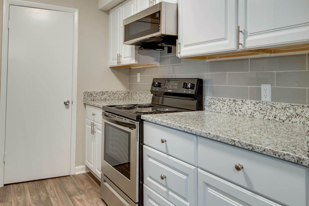 YOUR KITCHEN AT MADISON LANDING AT RESEARCH PARK  AND THE COTTAGES