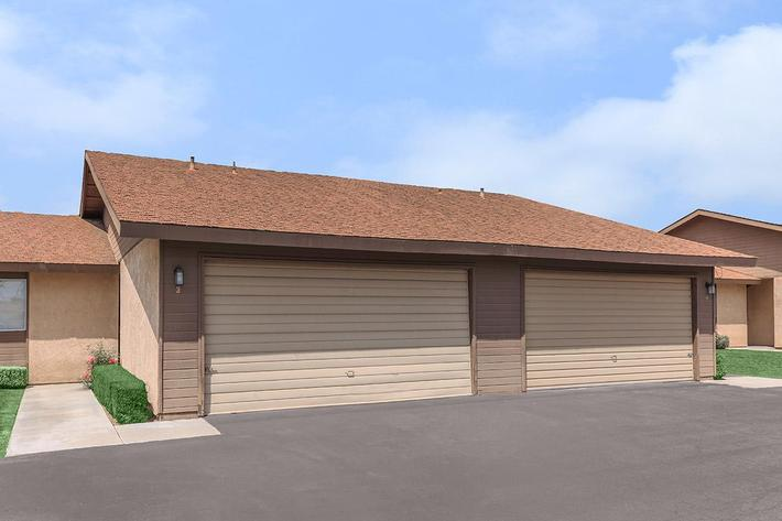 You will appreciate the attached garages