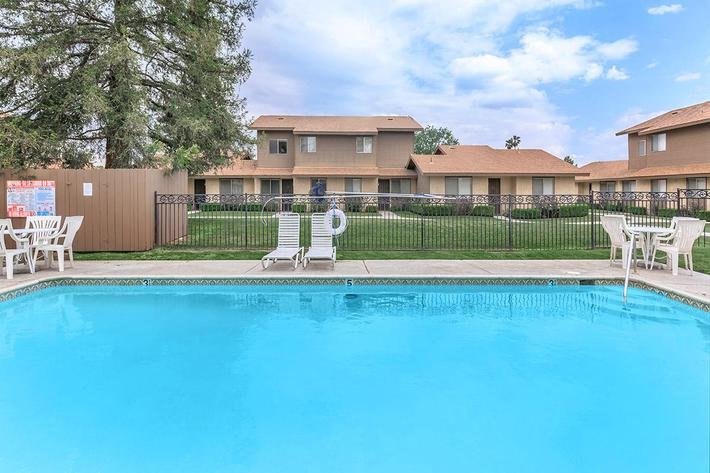 Camelot Square Apartments are in Bakersfield, California