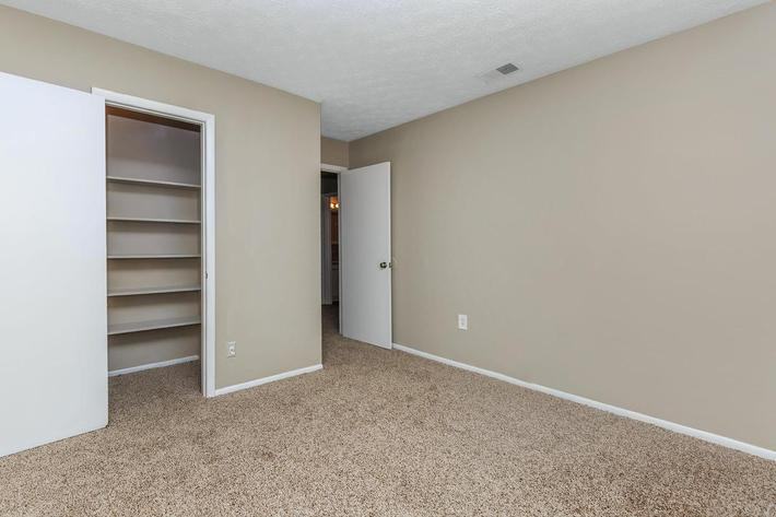 3 bed 3 bath ample storage at Cross Creek Apartments in Jacksonville, Florida