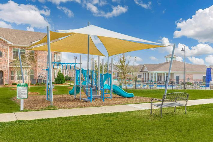 THE PLAYGROUND AT ARBOR TRACE CANOPY TALLAHASSEE