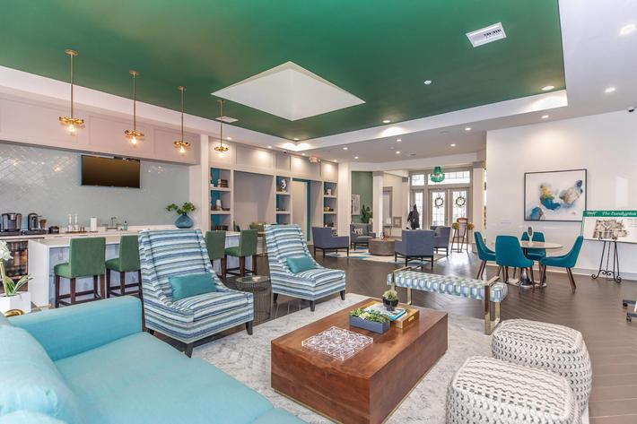 BUSINESS CENTER IN ARBOR TRACE AT CANOPY TALLAHASSEE