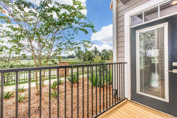BALCONY OR PATIO WITH VIEWS AVAILABLE