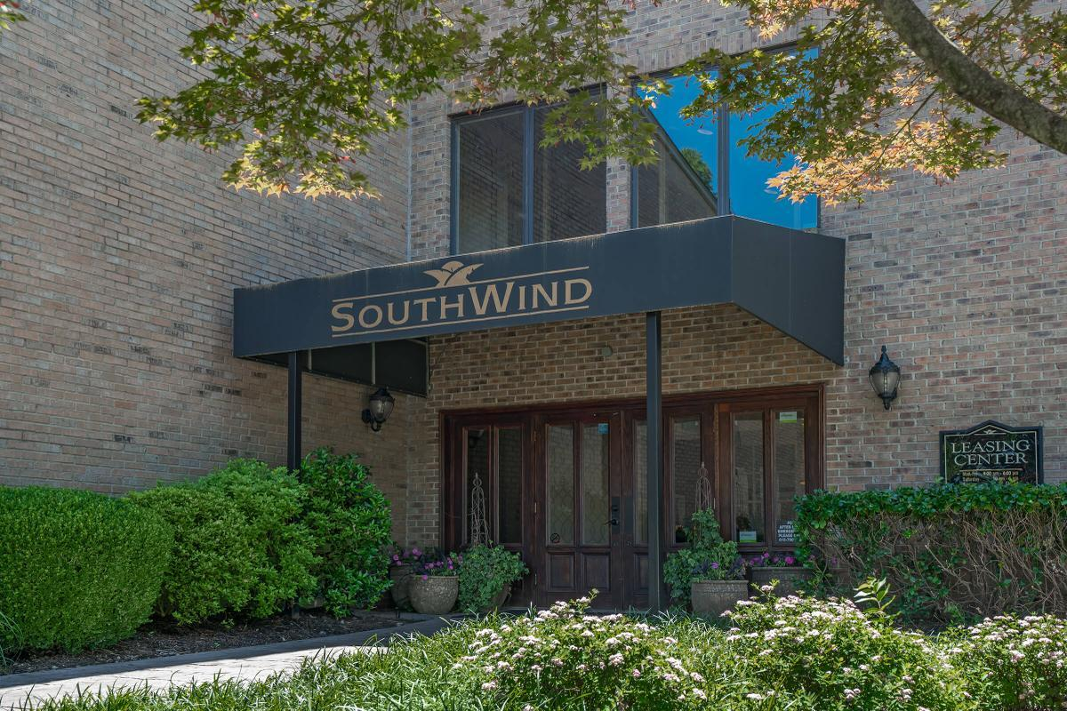 Come Visit South Wind Apartment Homes Today