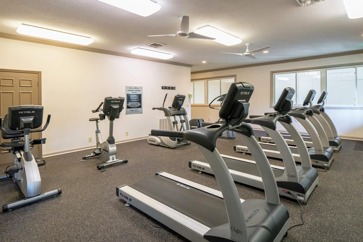 Fitness Center at South Wind Apartment Homes