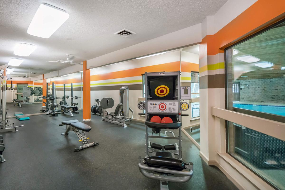 Great Fitness Center at South Wind