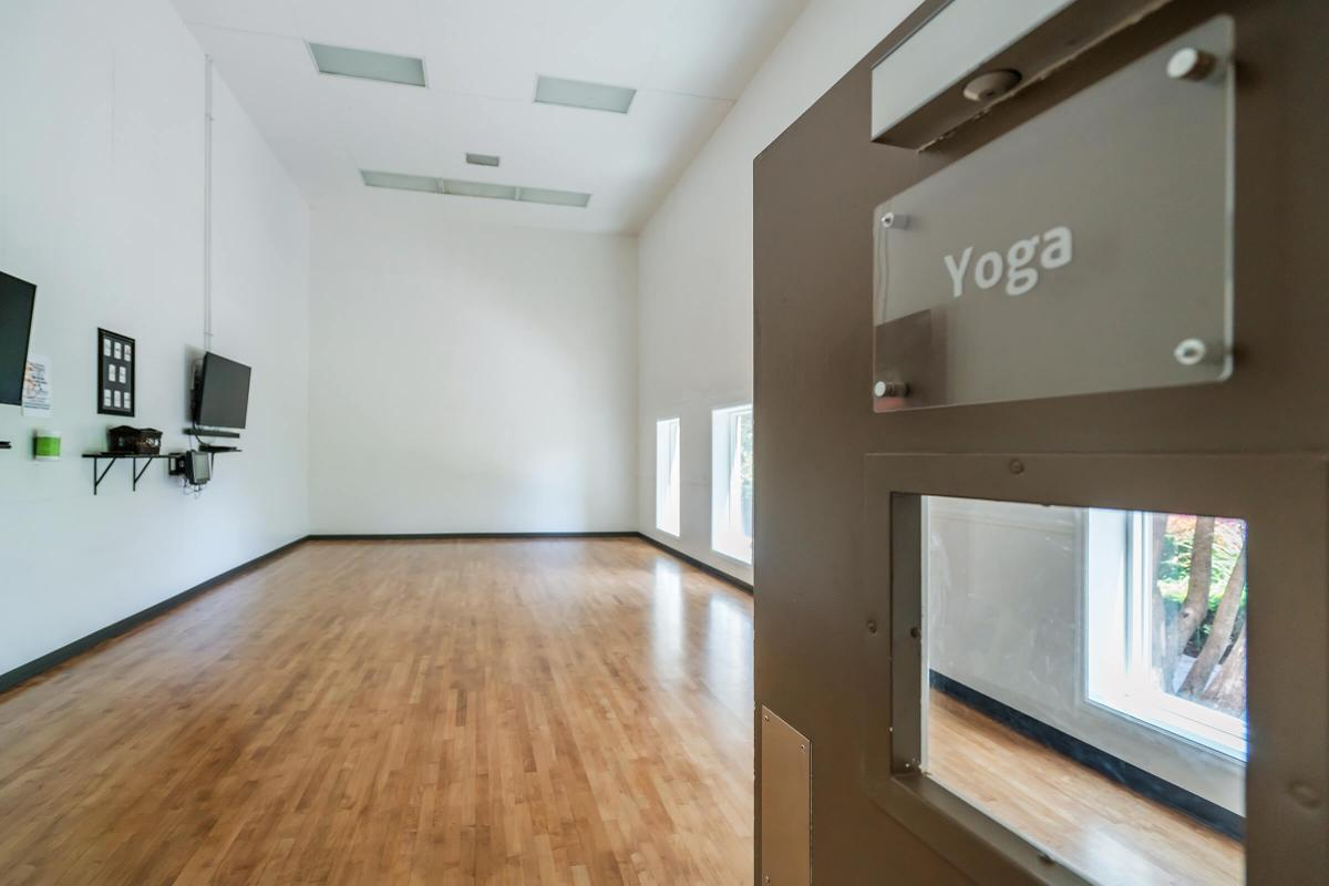 Yoga Room at South Wind Apartment Homes in Franklin, TN
