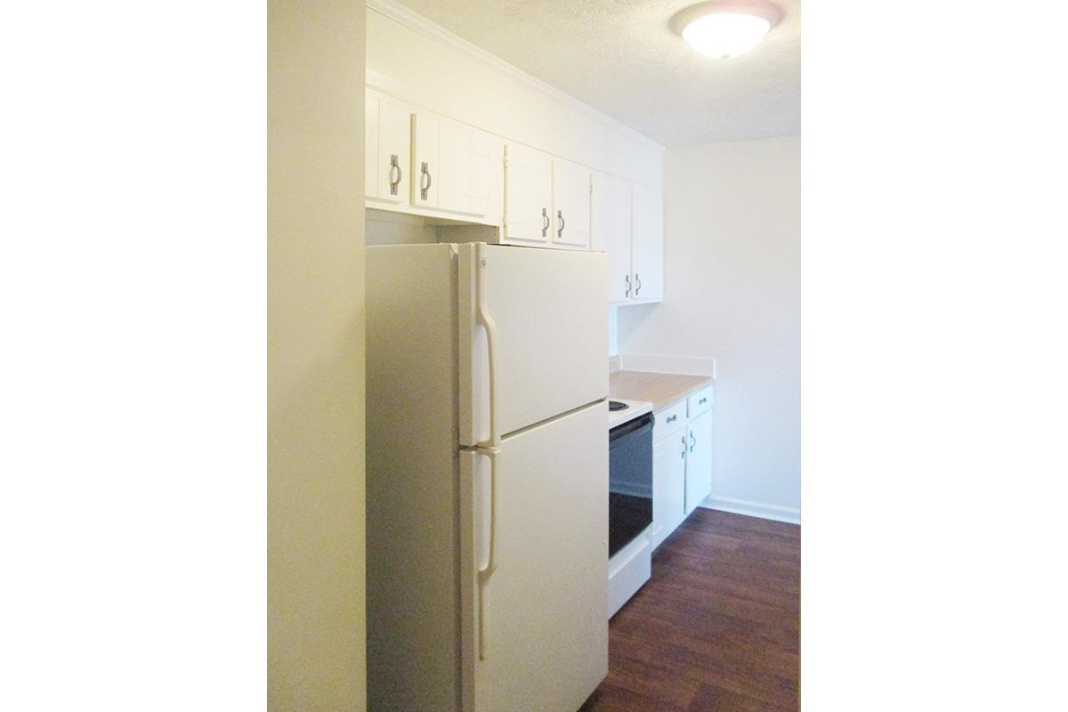 PLENTY OF CABINET SPACE AT UNIVERSITY VILLAGE AT WALKER ROAD IN JACKSON, TENNESSEE
