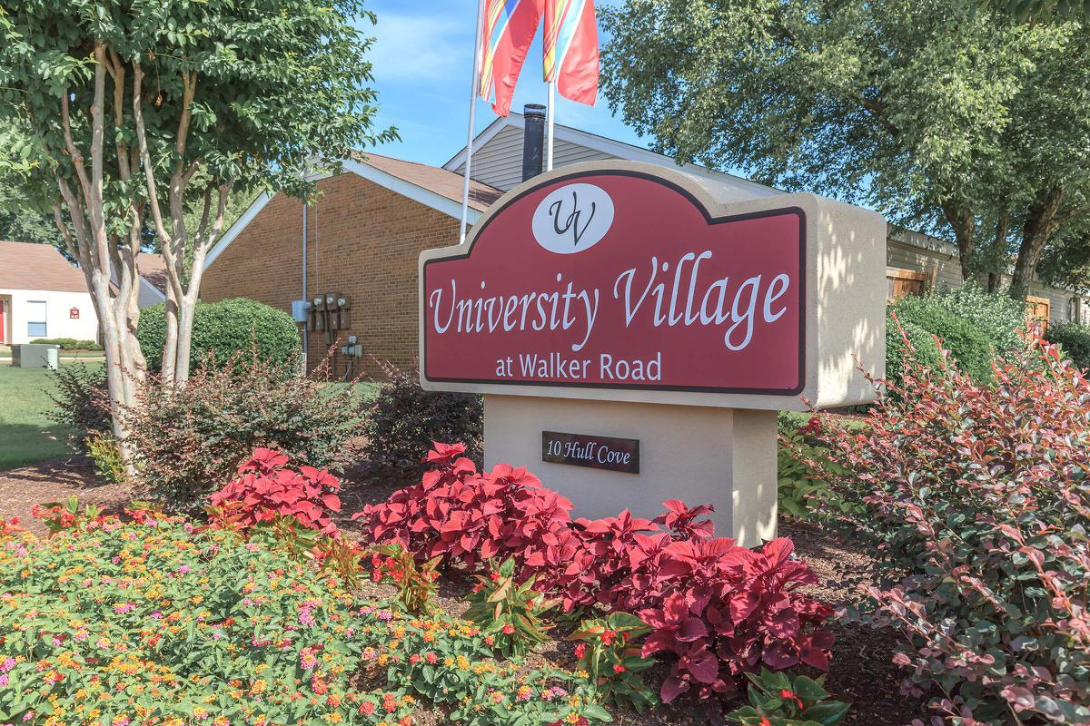 CONTACT UNIVERSITY VILLAGE AT WALKER ROAD IN JACKSON, TENNESSEE AT 731-207-4351