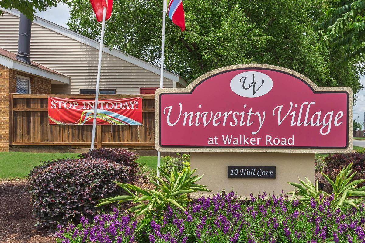 UNIVERSITY VILLAGE AT WALKER ROAD APARTMENTS FOR RENT IN JACKSON, TN