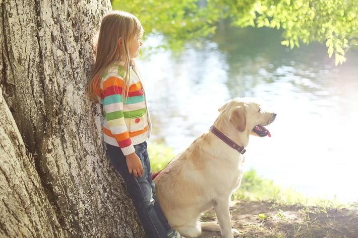 exterior-girl and dog by water.jpg