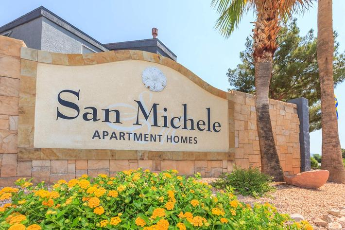 WELCOME HOME TO SAN MICHELE APARTMENTS IN LAS VEGAS, NEVADA