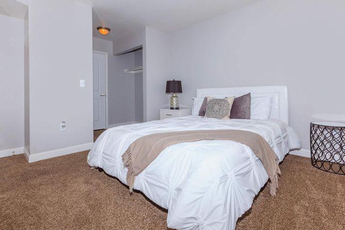 SPACIOUS BEDROOMS AT SAN MICHELE IN LAS VEGAS