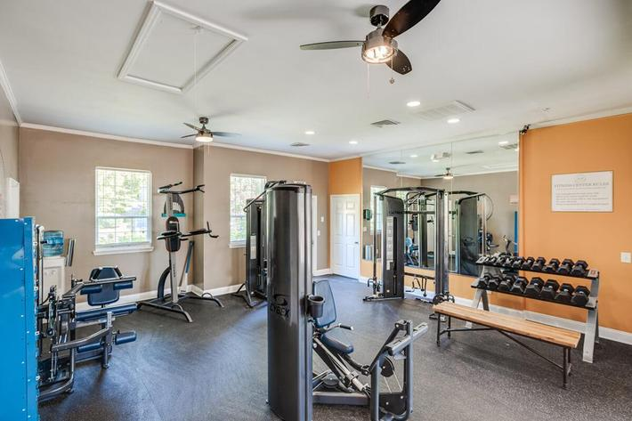 Waterford Place Apartments in Murfreesboro, TN - Fitness Center 02.jpg