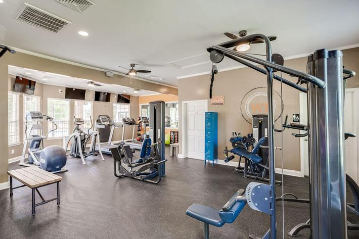 Waterford Place Apartments in Murfreesboro, TN - Fitness Center 03.jpg