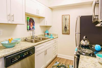 Enjoy an All-electric Kitchen at Nob Hill in Nashville, TN