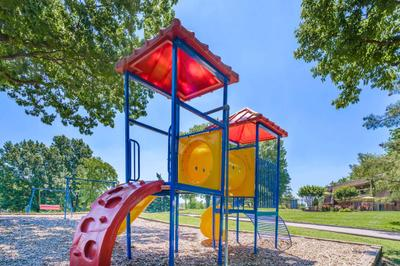 A Playground The Children Will Enjoy at Nob Hill in Nashville, TN