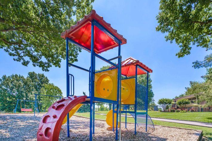 A Playground The Children Will Enjoy at Nob Hill in Nashville, TN