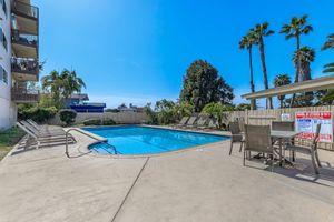 Swim some laps at Casa Del Norte in San Diego, California