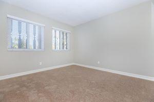 Cozy bedrooms at Casa Del Norte in San Diego, CA