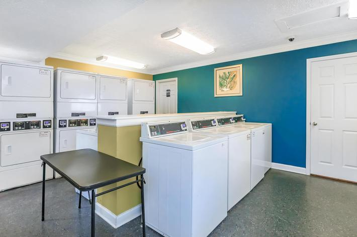 Laundry Facility at Chase Cove Apartments in Nashville, TN