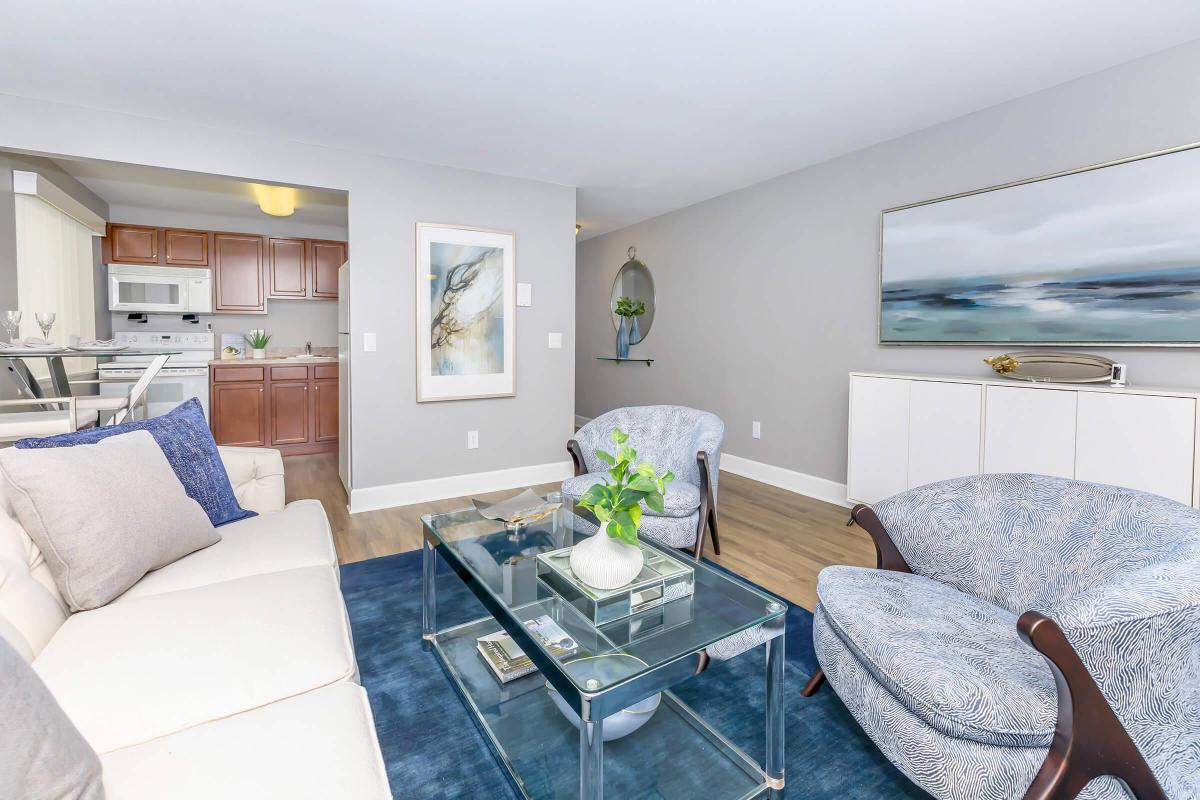 THE PERFECT FLOOR PLAN AT GREYSTONE APARTMENTS & TOWNHOMES