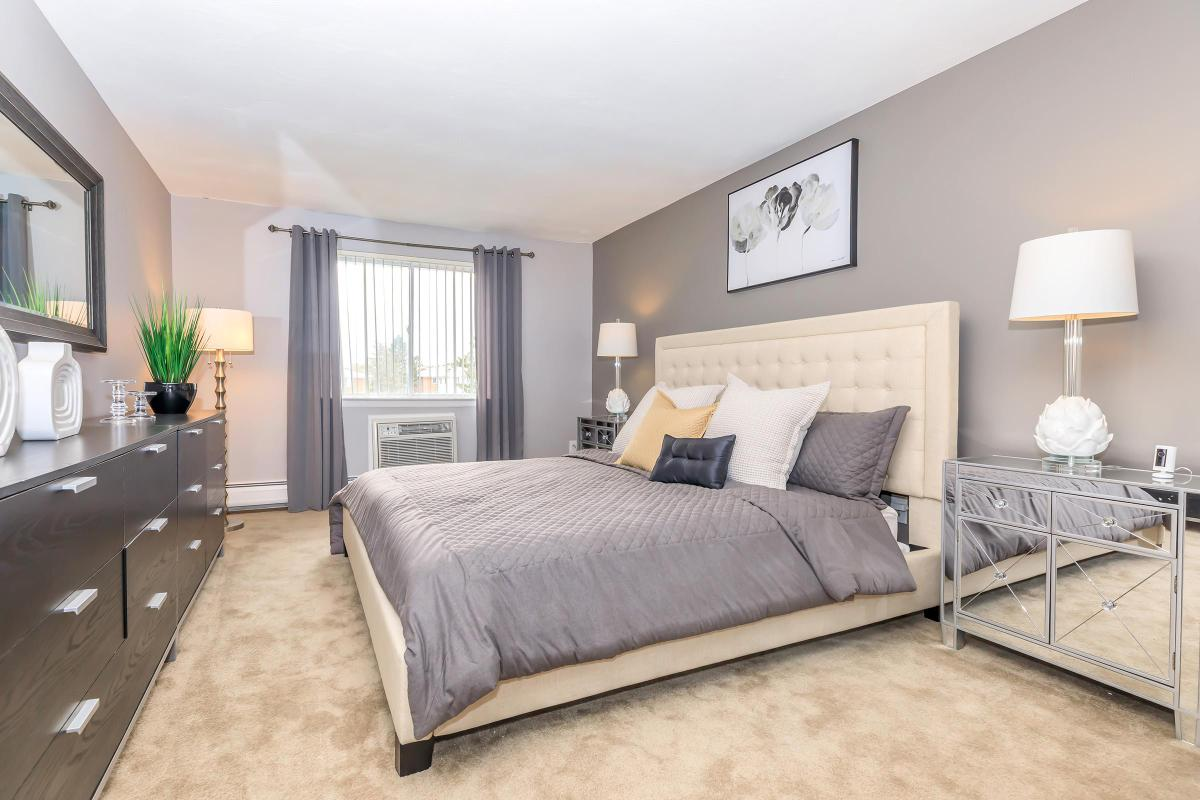 TWO BEDROOM APARTMENTS AT GREYSTONE APARTMENTS & TOWNHOMES