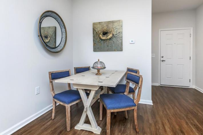 Beautifully Designed Living Space in Riverstone Apartments At Long Shoals in Arden, NC